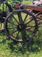 WC Allis Chalmers steel wheel