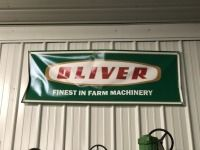 Oliver Finest in Farm Machinery Banner