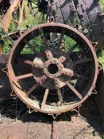 A F20 steel wheels