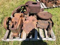 Pump jacks & gas engines