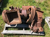 Engine & air compressor