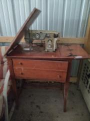 Vintage Welco sewing machine