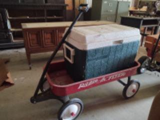 Wagon w/ wagon
