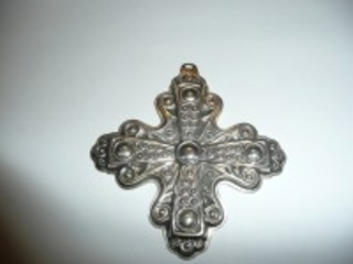 1972 STERLING SILVER REED & BARTON ORNAMENT