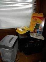 Kodak Printer Copier With Small Shredder