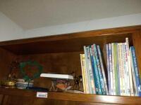 Books and Home Decore