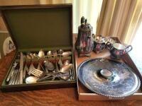 Silver and silverware
