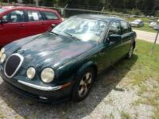 2001 Jaguar S-Type Sedan 3.0 V6, 3.0L