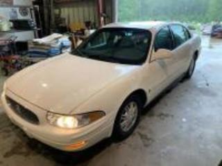 2004 Buick LeSabre Sedan Limited V6, 3.8L