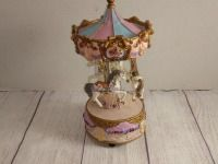 PRICE PRODUCTS CAROUSEL MUSIC BOX