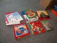 15 VARIOUS CHRISTMAS BOOKS MOSTLY HARDCOVER