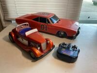 Pair of RC Cars Including the General Lee