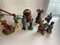 Assortment of Figurines and Misc. Items