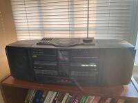 JVC PC-X500 Stereo