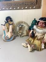 Assortment of Native American Dolls and Misc.