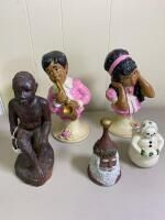 Assortment of Figurines