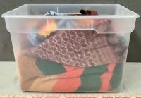 Tote of Linens