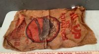 Burlap Potato Sack