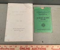 1938-1939 Junior Women's Council Book, Junior Banking Club