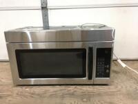 Microwave Hood Combo