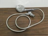 Shower Head With 5ft Hose