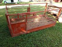 4x8 three-point hitch hog carrier made by lifetime