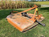 Woods Brushbull 7 foot 3 point rotary mower