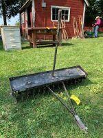 40 inch lawn aerator