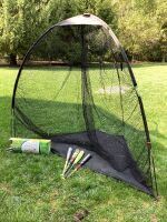 Practice your swing with this golf net, Ladderball, 4 softball bats: DeMarini, Easton among them.