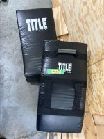 Pair of Title Boxing boxing body shields
