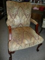 VERY NICE PARKER SOUTHERN ARMCHAIR