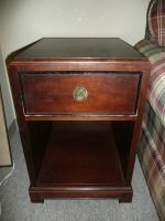 NIGHTSTAND BY AMERICAN OF MARTINSVILLE FURNITURE