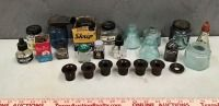 Ink Well and Ink Jar Collection