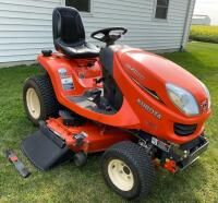 Kubota Model GR2020 Riding Mower with Bagger