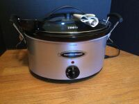 Hamilton Beach stay or go slow cooker