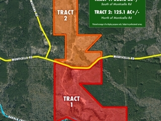 Lawrence County, MS 353� Acre Real Estate Auction