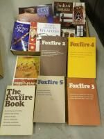 Books  Foxfire Series 1 5  Weapons  Indian  others
