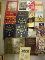 Books  World War History  Marine Corps books and others