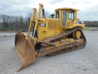 1998 CAT D8N CRAWLER TRACTOR