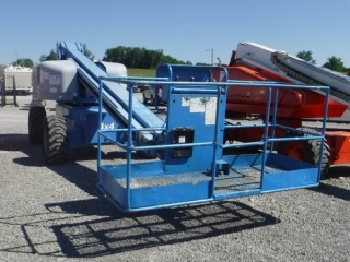 1998 GENIE S-60 MANLIFT