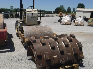 1999 INGERSOLL-RAND SD-40D VIB SMOOTH-DRUM ROLLER