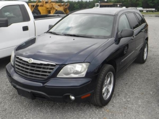 2006 CHRYSLER PACIFICA SUV