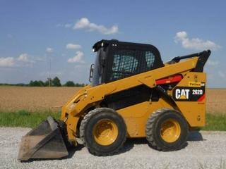 2016 CAT 262D SKID STEER