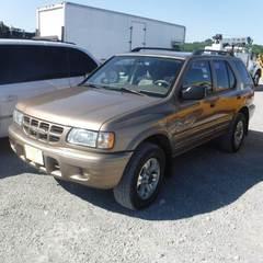 2000 ISUZU RODEO LS SUV