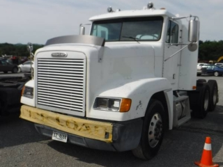 1997 FREIGHTLINER T/A TRUCK TRACTOR