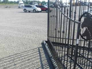 NEW ORNAMENTAL ENTRANCE GATES