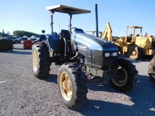 NEW HOLLAND TS90 FARM TRACTOR