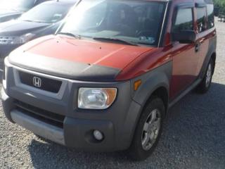 2005 HONDA ELEMENT SUV