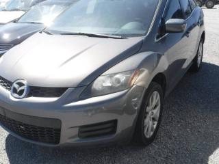 2009 MAZDA CX-7 SUV