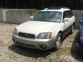 2003 SUBARU OUTBACK LIMITED SUV